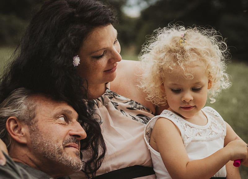 Familienfotograf Tulln und Wien Wald