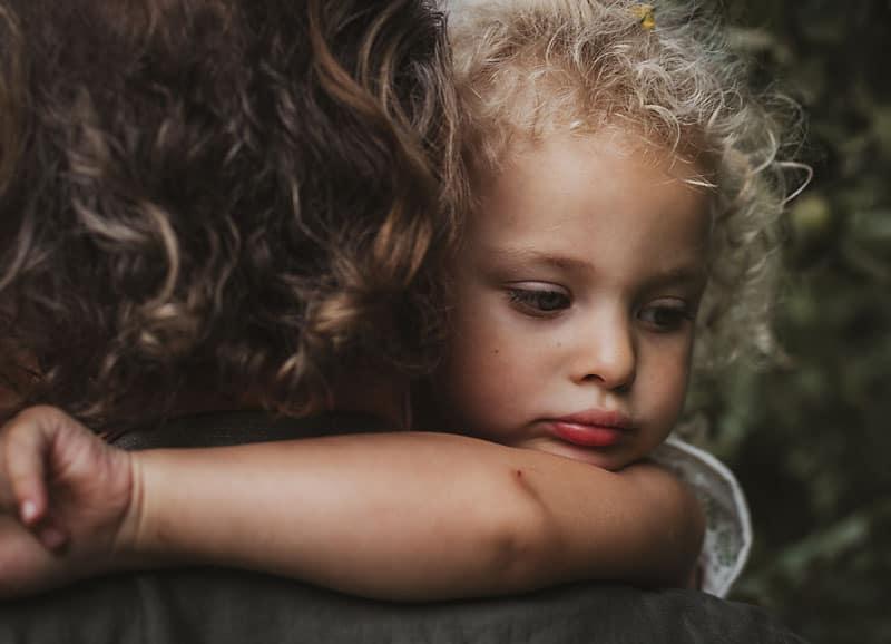 Kinderfoto Wald Tulln