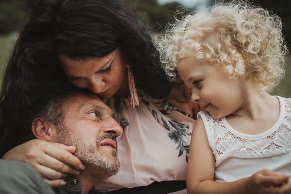 Familienshooting in Tulln Foto