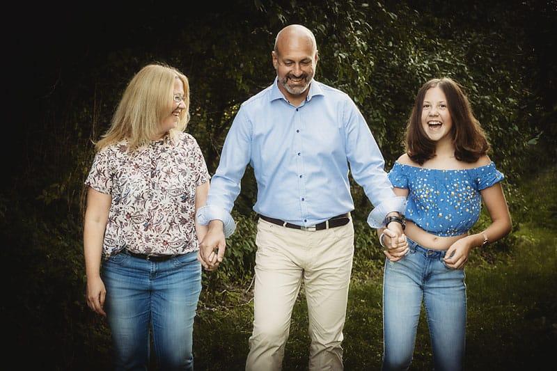 Familienshooting in Poysdorf Foto